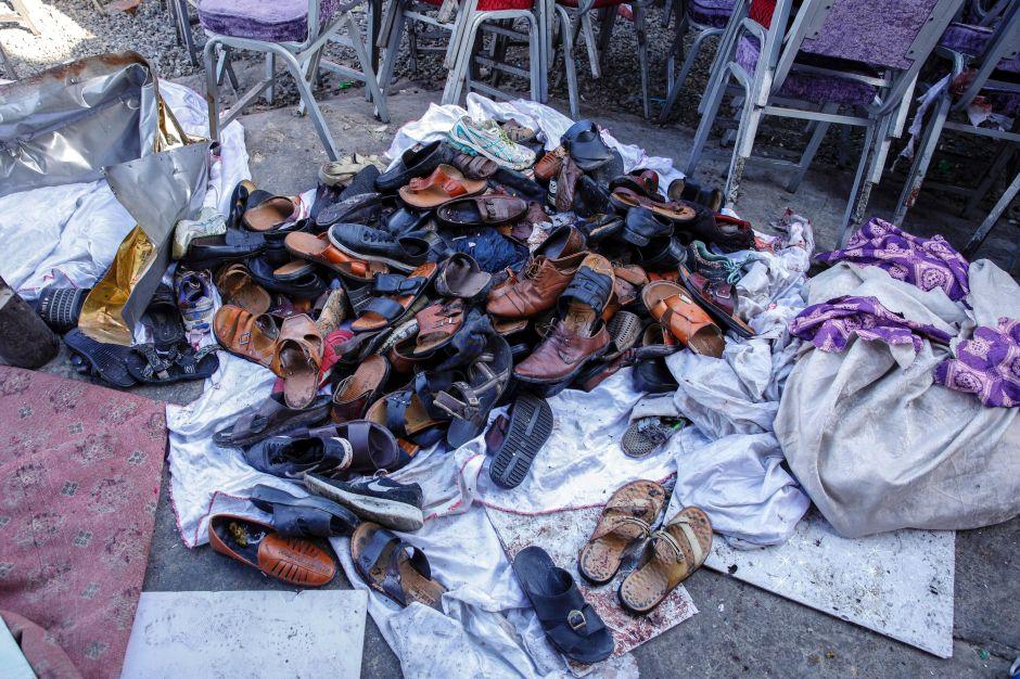 Estado Islámico se adjudica ataque en salón de bodas que dejó 63 muertos y 182 heridos