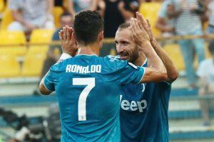 """Capitán de la Juventus sufre grave lesión y Cristiano Ronaldo le manda """"buena vibra"""""""