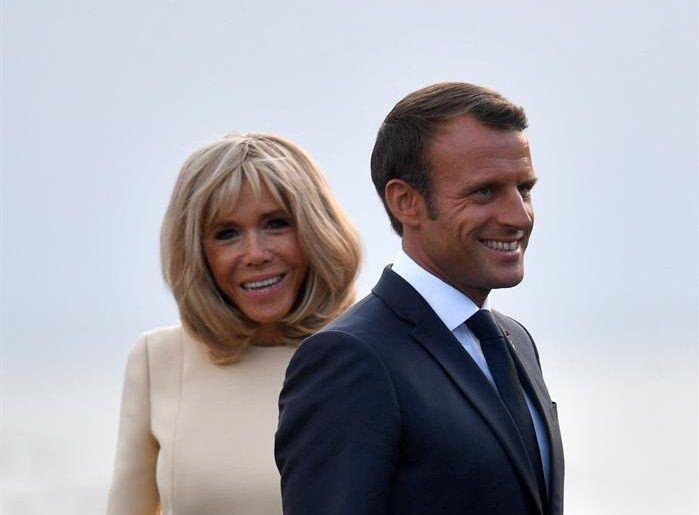 Así respondió Macron a Bolsonaro por burlas a su esposa