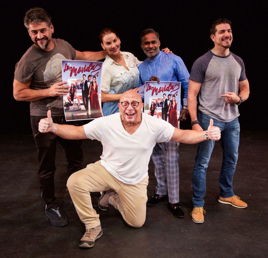Dos días de humor y enredos en Queens Theater
