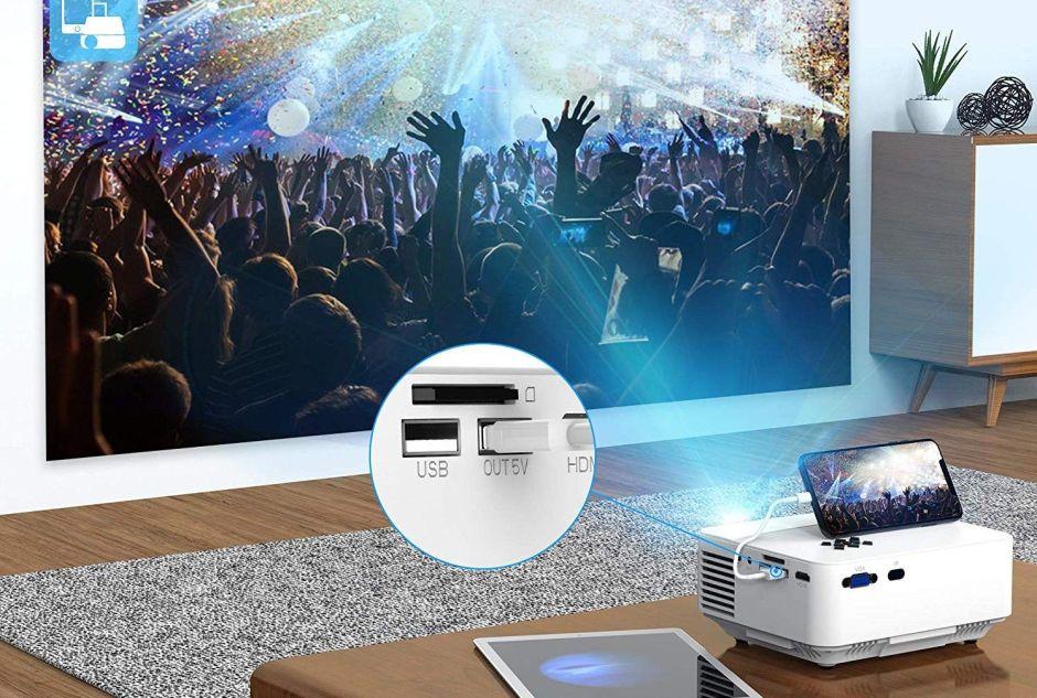 Los 4 mejores proyectores compactos para tener tu propia sala de cine donde quiera que estés