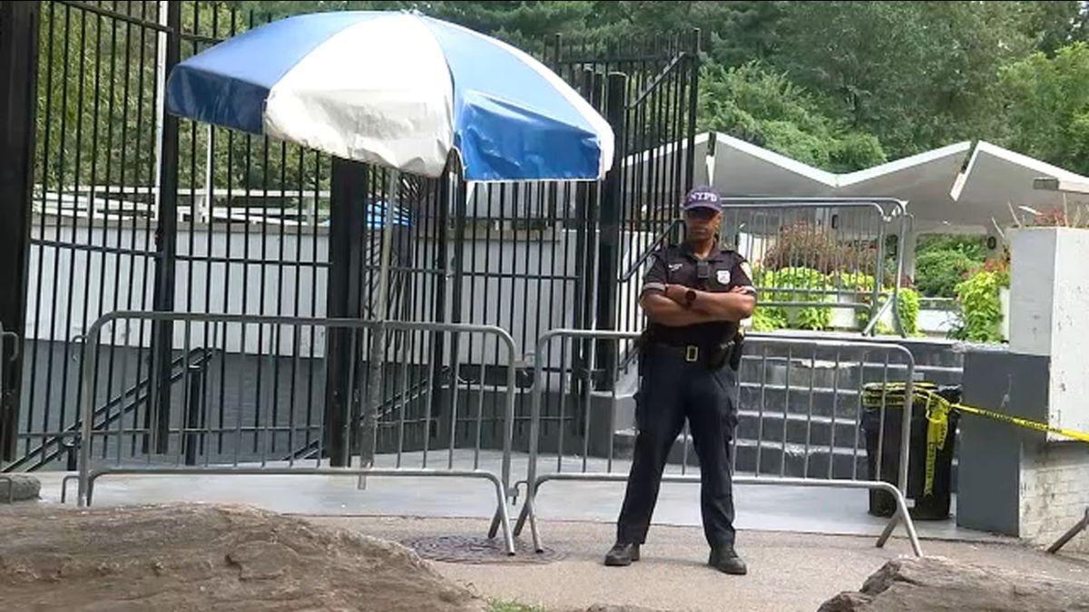 Asesinaron a un hombre en Central Park