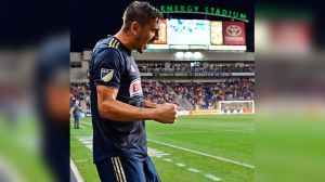 Ale Bedoya anota gol en la MLS y le grita al Congreso que haga algo contra los tiroteos