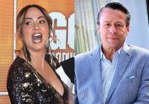Alfredo Adame sostiene lo dicho sobre Andrea Legarreta: 'Su infidelidad es de dominio público'