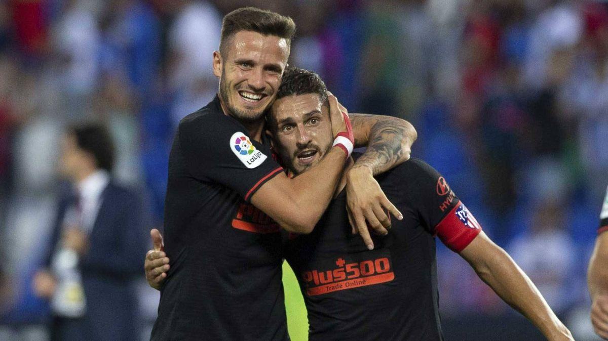 ¿Jugará Héctor Herrera? El Atlético de Madrid recibe al Eibar con el regreso de Diego Costa