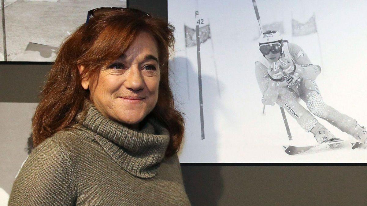 La mejor esquiadora española de la historia, Blanca Fernández Ochoa, lleva 8 días desaparecida