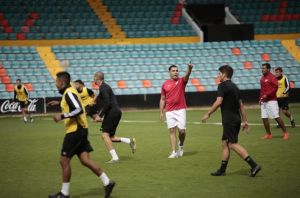 Presentan a 'Chiquimarco' como entrenador del Salamanca