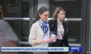 Millonaria Seagram's detenida por esclavas sexuales en NY pide permiso al juez para terminar la Secundaria a los 40 años