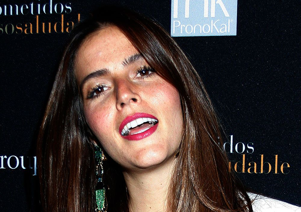 Claudia Álvarez pide no criticar el tamaño de su pancita de embarazada