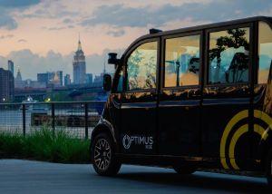 Vehículos sin conductor y gratis ya son realidad en Nueva York