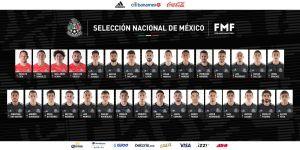 'Chicharito', 'HH' y 'Tecatito' de vuelta al Tri para juegos en EEUU por fecha FIFA