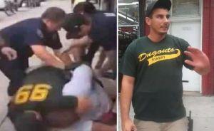 NYPD despide a Daniel Pantaleo por la muerte de Eric Garner