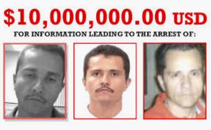 """El tiempo en que """"El Mencho"""" del CJNG estuvo encarcelado en EEUU"""