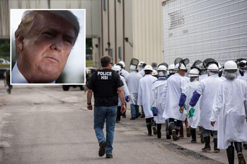 Arranca programa de Trump para deportar más rápido a cientos de miles de inmigrantes