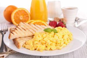 Baja de peso naturalmente con exquisito y sencillo desayuno