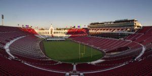 El nuevo Memorial Coliseum abre sus puertas en Los Ángeles