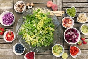 Exquisita receta de ensalada, rica en fibra y antioxidantes