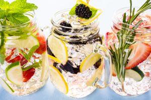 Bebidas naturales que te harán bajar de peso