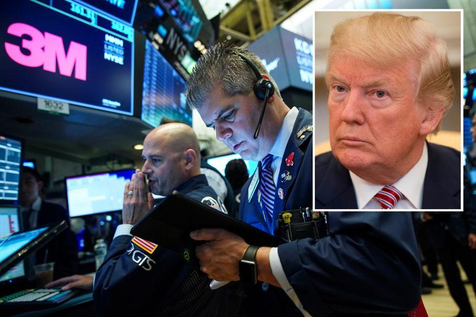 Advierten crisis económica en Estados Unidos, aunque Trump no quiera verla