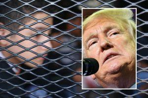 Trump publica política migratoria que permitiría la detención indefinida de niños migrantes