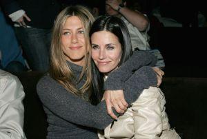"""La inusual foto que demuestra que los protagonistas de """"Friends"""" son amigos de verdad"""