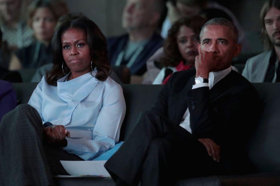 Entre rumores de divorcio, Michelle Obama se va de vacaciones sin el ex presidente de los Estados Unidos