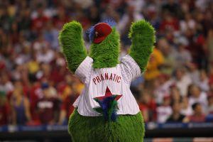 Esta mascota de la MLB está pidiendo un aumento o cambiará de equipo