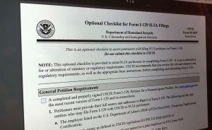 USCIS alerta sobre cambio inminente en importante formulario