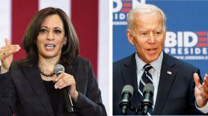 Biden y Harris estuvieron al centro del escenario en la segunda noche del debate de Detroit
