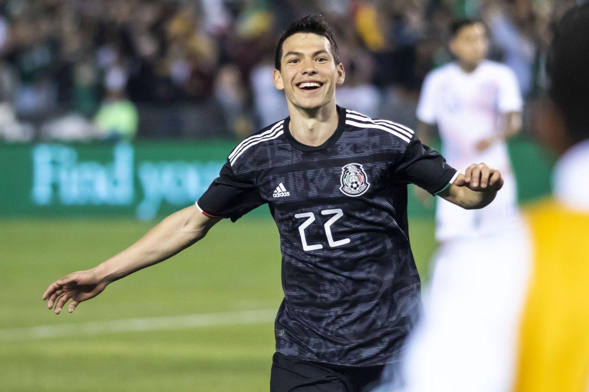 ¡Por fin! Hirving Lozano será presentado mañana como jugador del Napoli