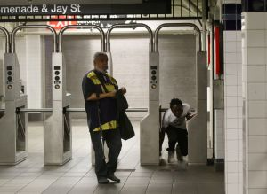 MTA inicia riguroso plan para combatir evasión de tarifas del Subway