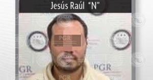 """Jesús Raúl Beltrán  colaborador de """"El Chapo"""" es sentenciado a 28 años de prisión"""
