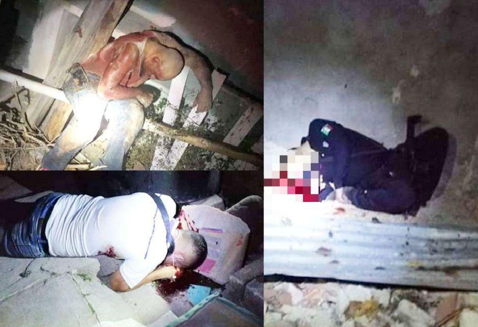 Suma 14 masacres del narco durante el gobierno de AMLO, con un saldo de 135 muertos