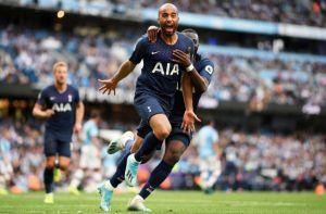 Lucas Moura de nuevo le hace el milagro al Tottenham