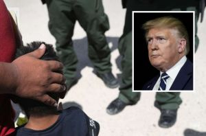 Trump avanza contra niños migrantes, empeñado en permitir su detención indefinida