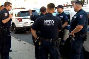Bebé fue abandonada por su padre para salir a cometer un crimen en Nueva York