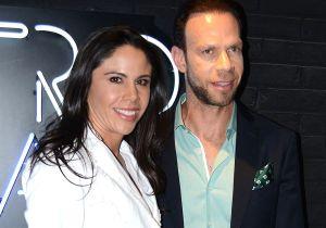 Paola Rojas bromea con el video sexual de su exesposo Zague