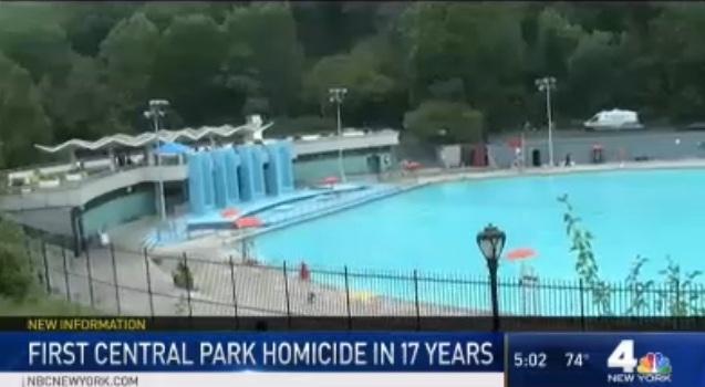 Arrestan a adolescente por asesinato en Central Park de Nueva York; primer caso en 17 años