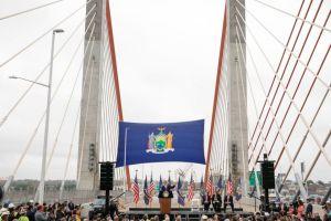 Exigen proteger a ciclista en el nuevo puente Kosciuszko