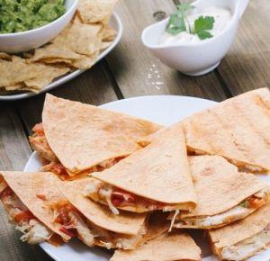Irresistible receta mexicana: quesadillas de papa con chorizo