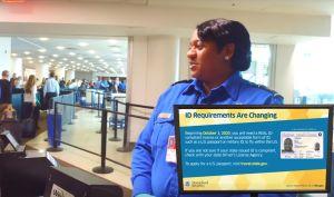 TSA lanza nueva alerta sobre REAL ID para abordar vuelos