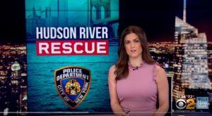 Mujer se lanzó al río porque su novio terminó con ella en Nueva York