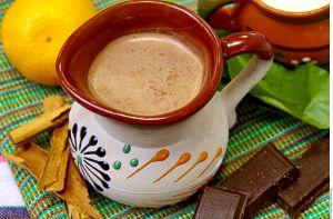 Exquisita y nutritiva receta típica mexicana de champurrado
