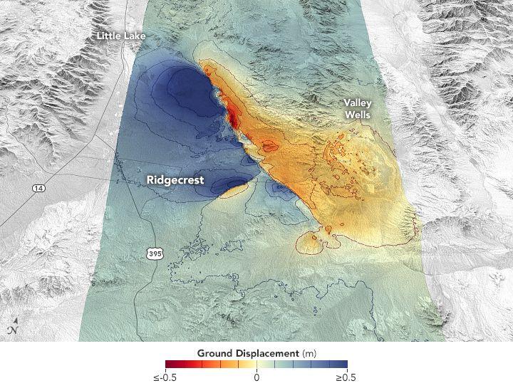 Cómo cambió Ridgecrest después de los dos grandes terremotos en California