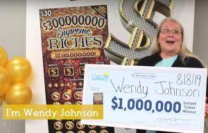 Una abuela rezó por ganar la lotería. El resultado la hizo llorar... de alegría