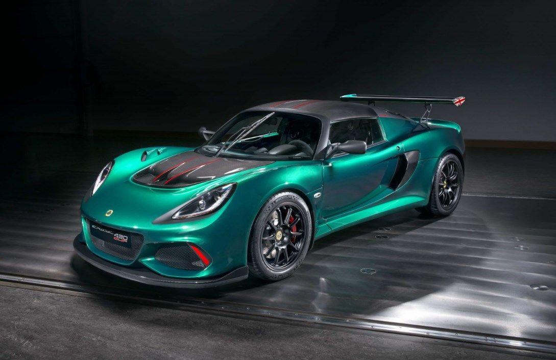 Lotus Exige Cup 430: Sorpréndete con su tecnología en acción + VIDEO
