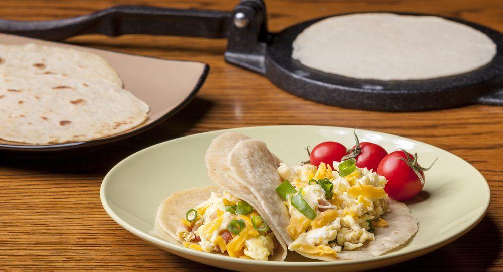 Los burritos son un platillo típico de la cocina de la zona fronteriza en México.
