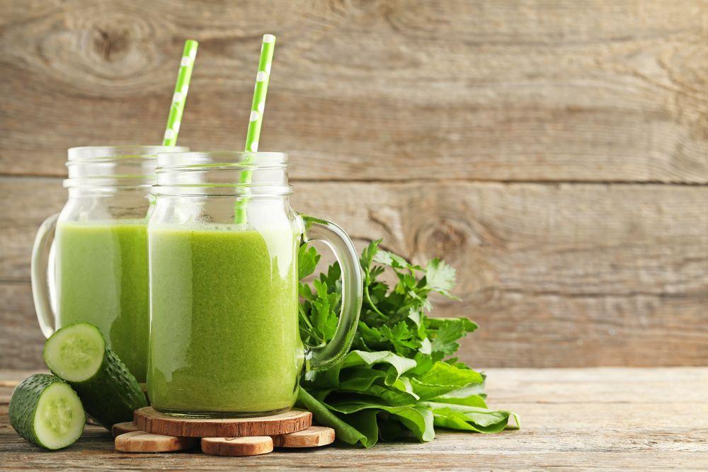 Elimina medidas de cintura, pierde peso y desintoxica el organismo, con este jugo verde de nopal