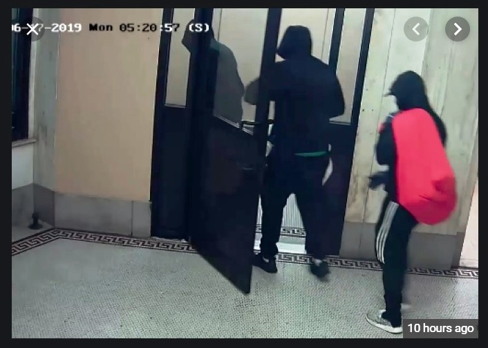 Falsos policías roban y atan a tres mujeres y una niña en su hogar del Alto Manhattan