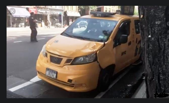 Latina murió de infarto tras ser arrollada por taxista anciano en Chelsea